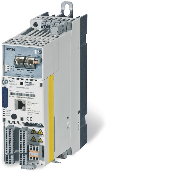 8400 HighLine frequency inverters